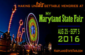 maryland state fair is coming soon