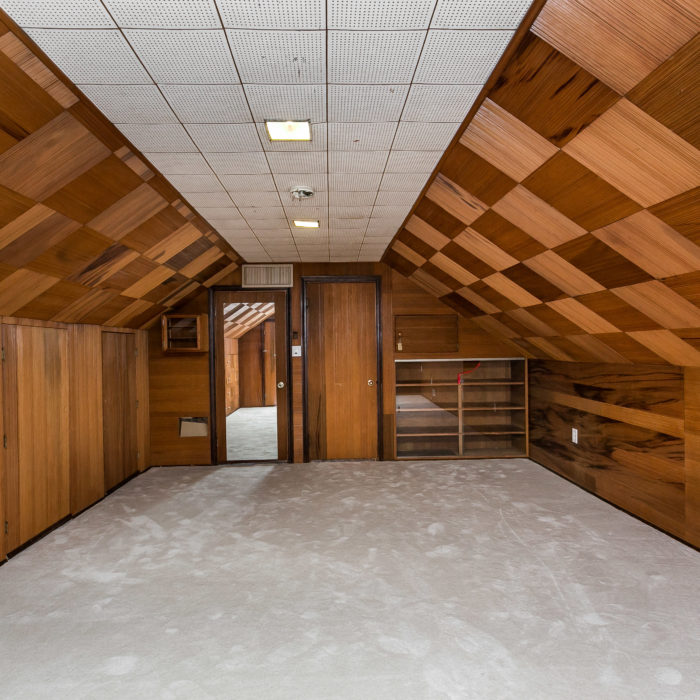 3100 Hiss Avenue wood paneling