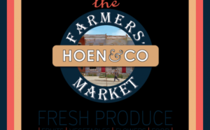 Hoen & Co. farmer's market info