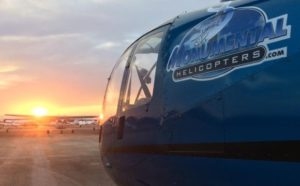 helicopter tours for valentine's day