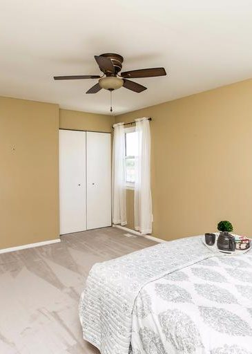3 Kintore Ct. master bedroom
