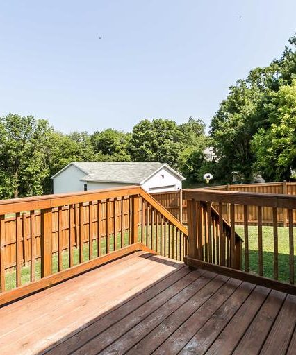 8944 Satyr Hill Rd. deck area