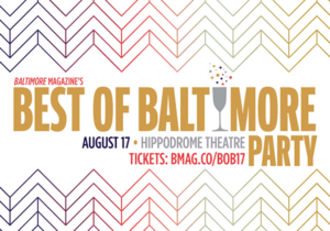 best of baltimore in august events