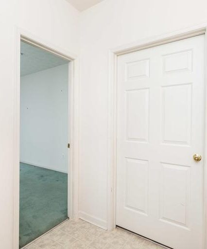 5076 Brightleaf Ct. bathroom door