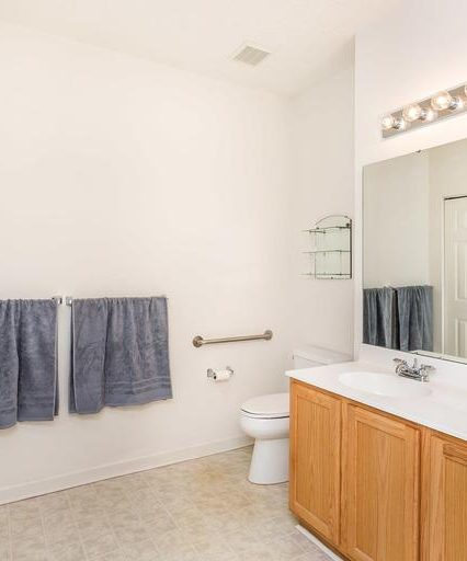 5076 Brightleaf Ct. master bathroom