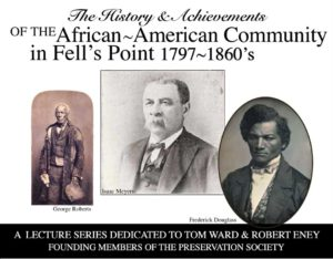 Preservation society is dedicated to the history of baltimore