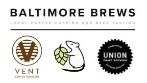 coffee cupping and beer tasting in january events