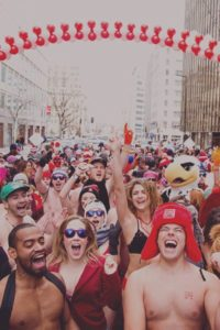 Cupid's Undies Run in February