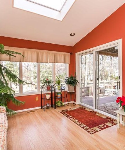 213 Rickswood Road sun room