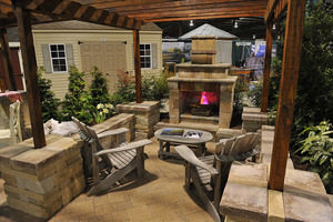 home and garden show at the fairgrounds