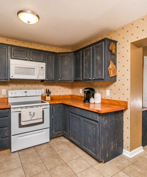 32 Left Wing Drive kitchen cabinets