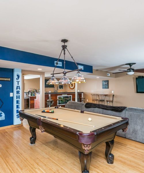 3919 Briar Point Road billiards table