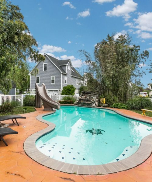 3919 Briar Point Road in ground pool