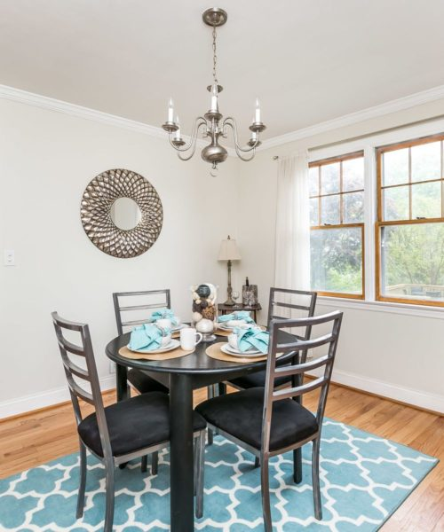 4416 Springwood Ave. dining room