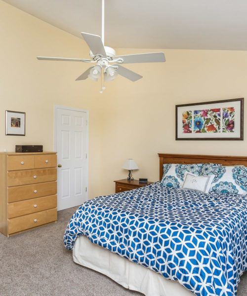 2354 Kateland Ct. bedroom 1 ceiling fan