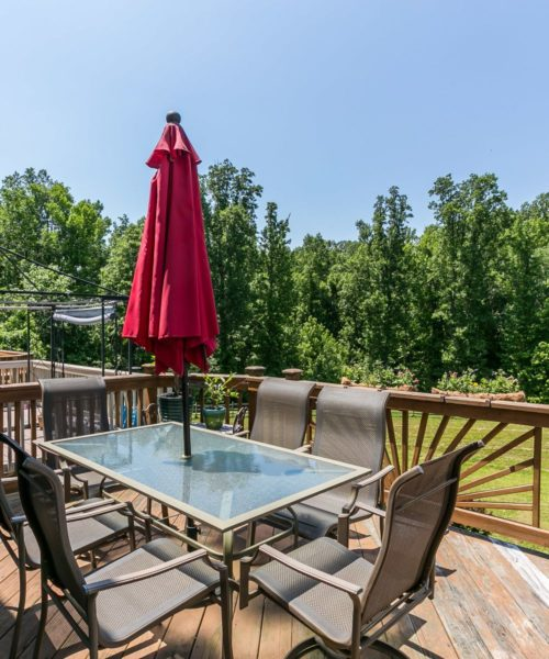 2354 Kateland Ct. deck