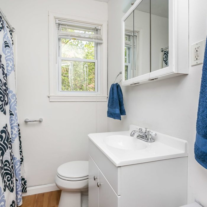 3920 Wilke Avenue bathroom with window