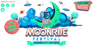 Moonrise Festival in August