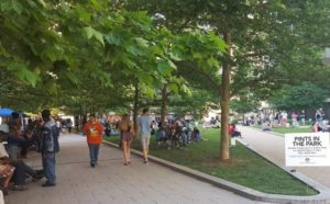 Pints in the Park hosted by Downtown Partnership of Baltimore