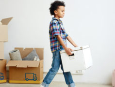big move can be messy but it can be organized