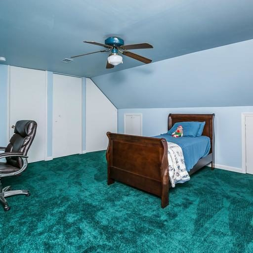302 Breslin Rd.  large third bedroom