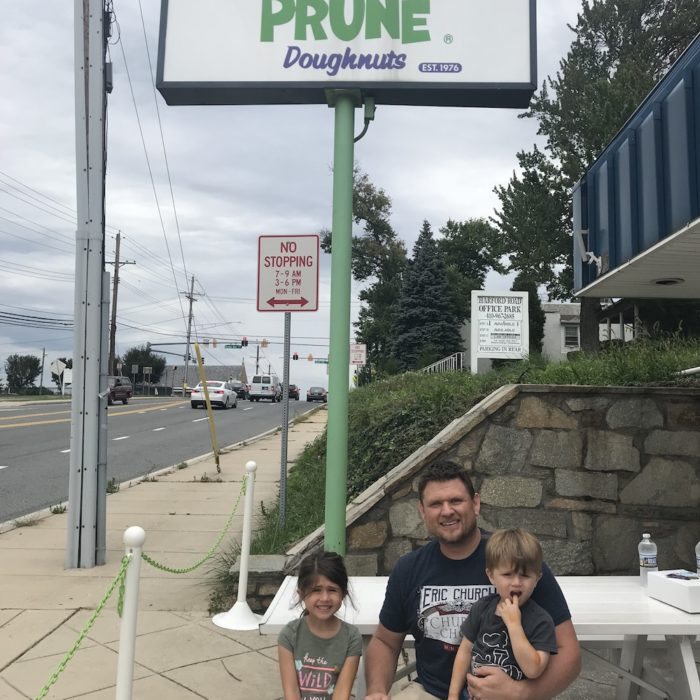 Fractured Prune Doughnuts delicious fun day