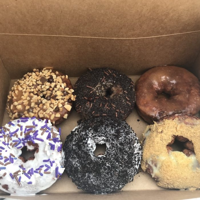 Fractured Prune Doughnuts great flavors