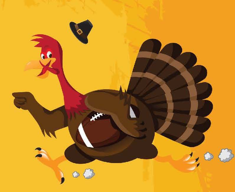 thanksgiving and turkey go hand in hand