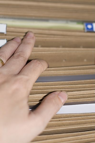get rid of clutter with files, tips from the pros