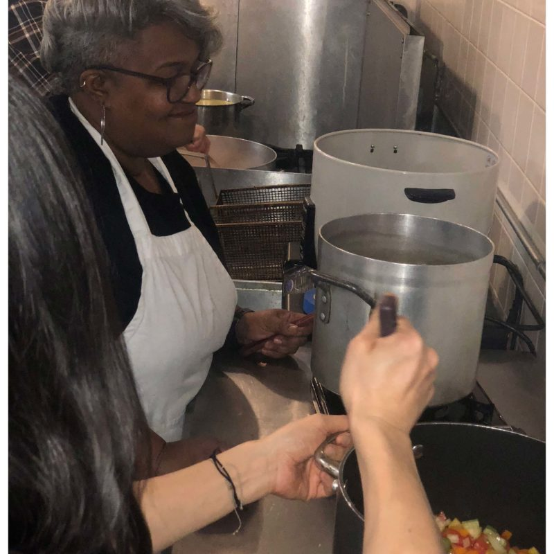 Feed the Community cooking for good