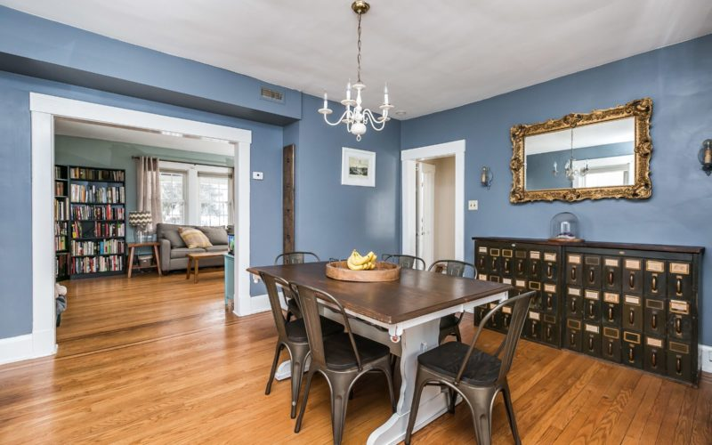 5804 Clearspring Road, dining room