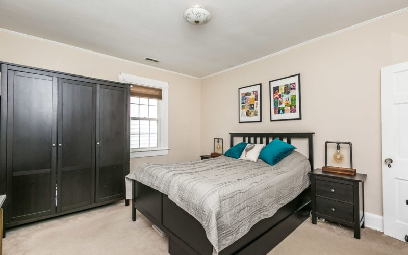 5804 Clearspring Road, roomy master bedroom