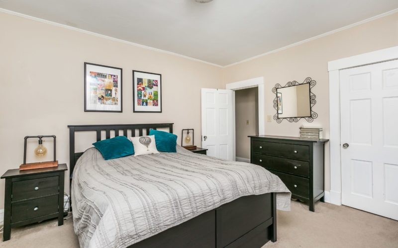 5804 Clearspring Road, master bedroom