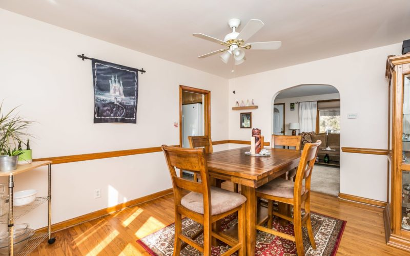 3501 Northway Drive, dining room