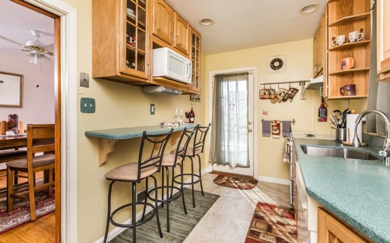 3501 Northway Drive, updated kitchen