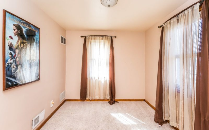 3501 Northway Drive, pinkish bedroom