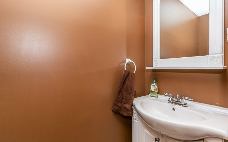 8622 Jessica Lane, basement bathroom