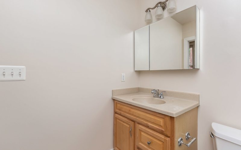 2012 Gough Street, second bath with vanity