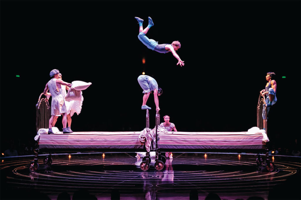 Cirque du Soleil: Corteo in Baltimore in July