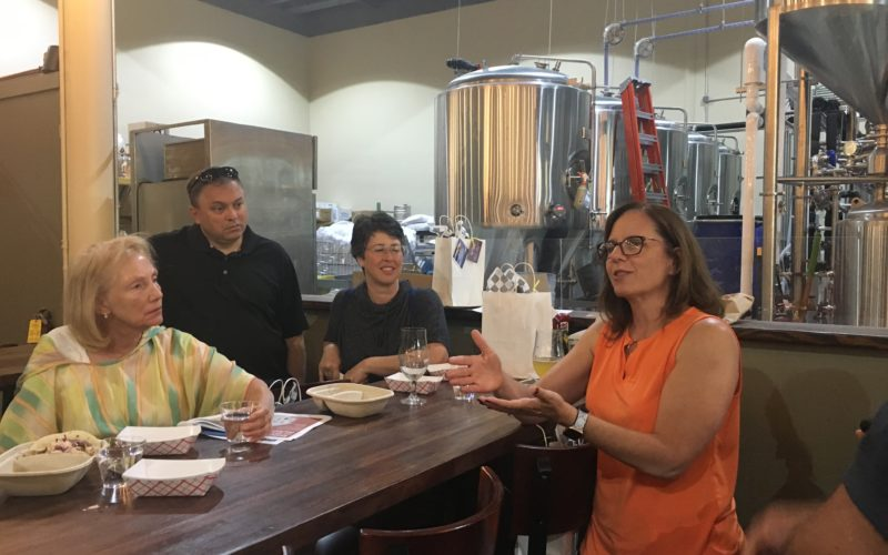 B.C. Brewery quarterly networking, have you reached your goals