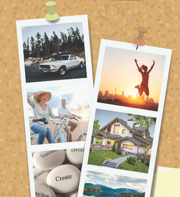 Bring Your Dreams to Life With a Vision Board
