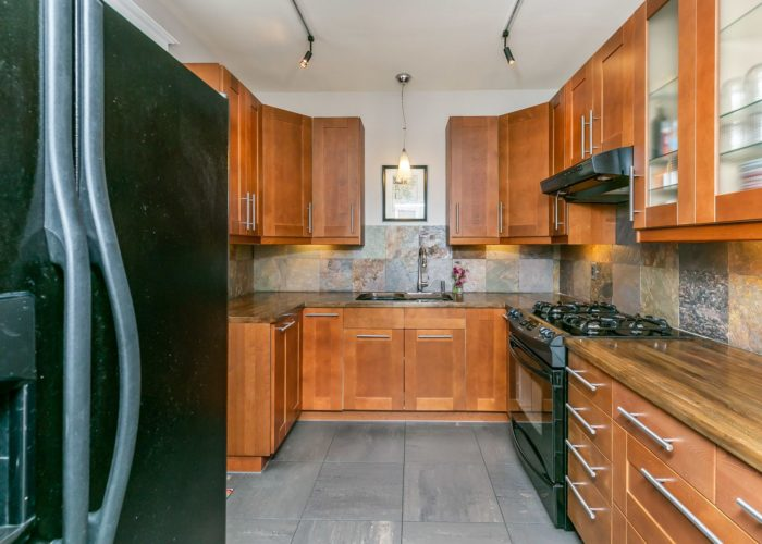 2603 Gibbons Avenue, kitchen with lots of light