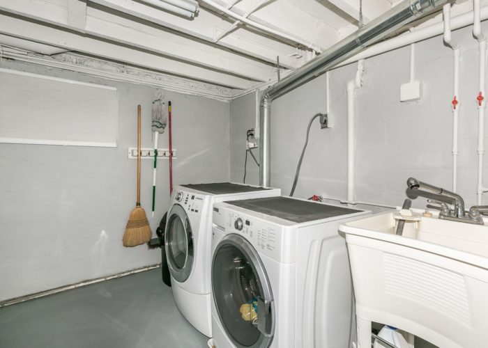 2603 Gibbons Avenue, laundry area