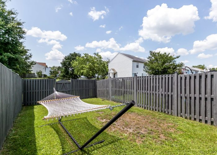 35 Nakota Ct., fenced yard