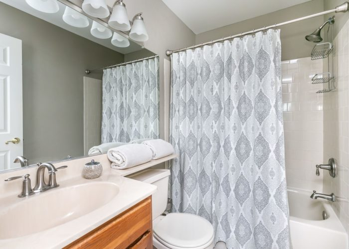 4102 Chardel Rd., bathroom with shower