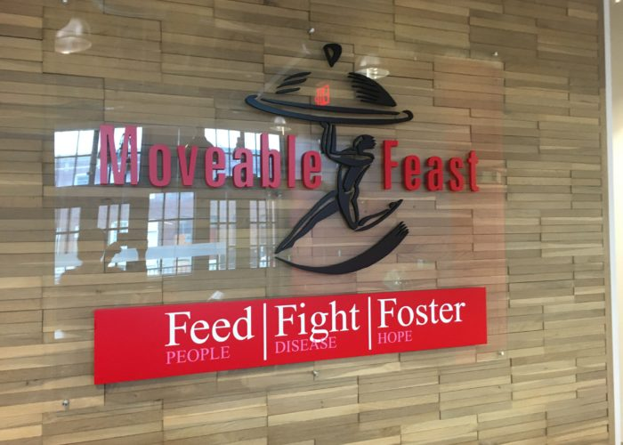 moveable feast, feed people, fight disease and foster hope