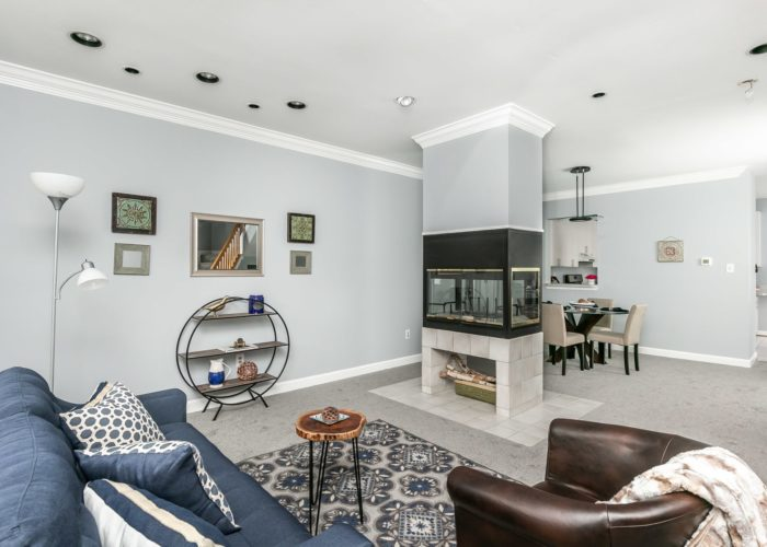 25 Stablemere Ct., beautiful finished basement rec room