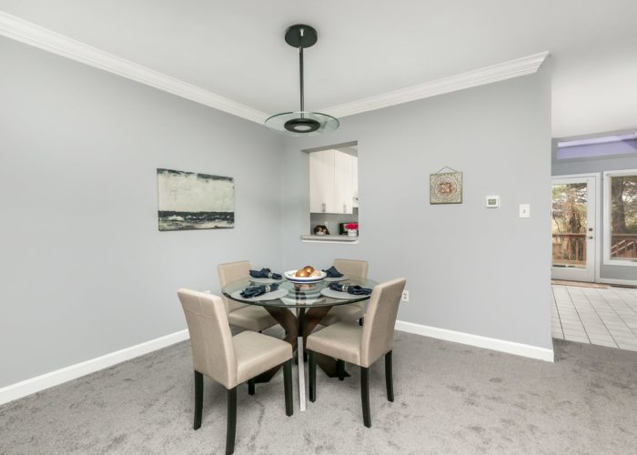 25 Stablemere Ct., dining room
