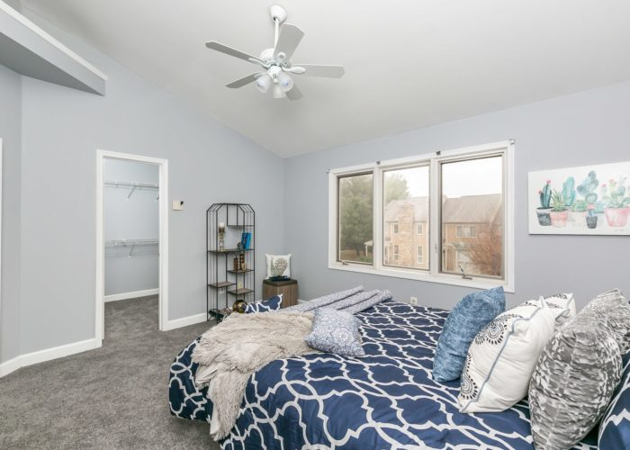 25 Stablemere Ct., master bedroom