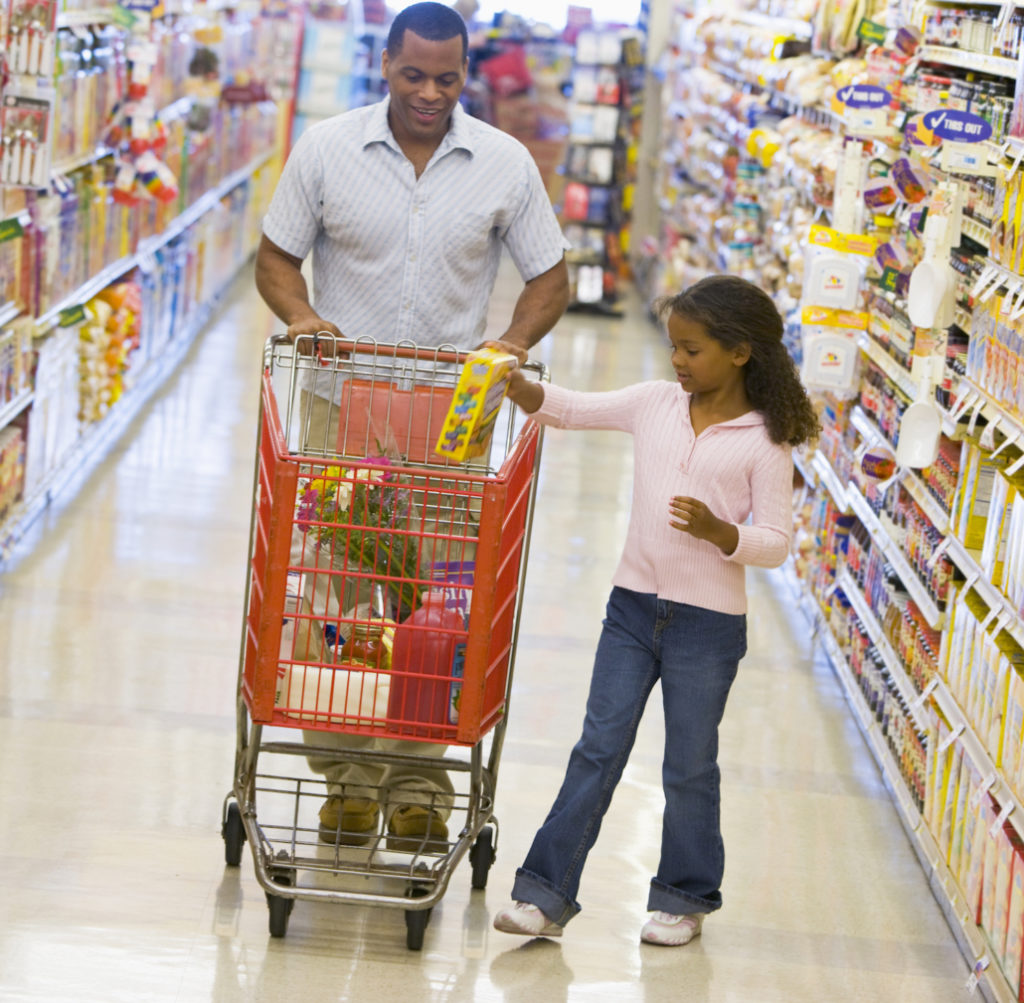 Do you have a grocery store game plan?